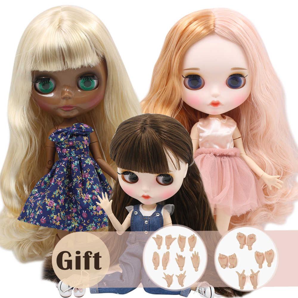 Fábrica de boneca Blyth GELADA Adequado Para vestir por si mesmo DIY Mudança Toy BJD preço especial