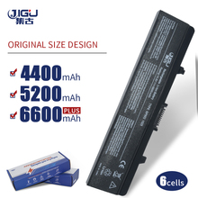 JIGU แบตเตอรี่แล็ปท็อปสำหรับ Dell GW240 297 M911G RN873 RU586 XR693 สำหรับ Dell Inspiron 1525 1526 1545 แบตเตอรี่โน๊ตบุ๊ค X284g