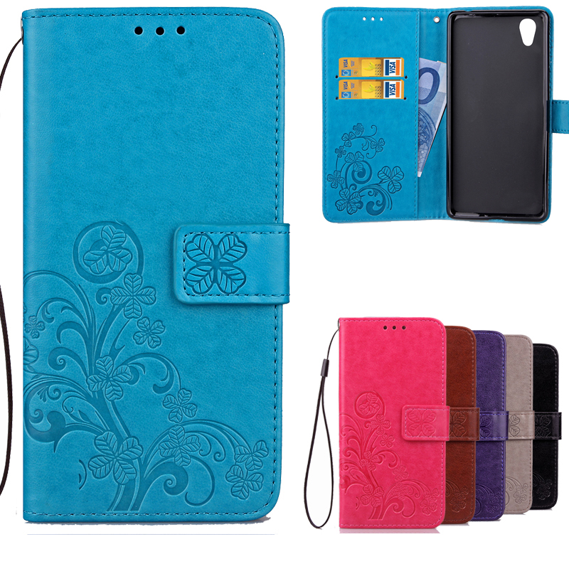 pretty nice 19927 029ca Luxury 3D Printing Flower Pattern Leather Flip Case Oppo A37 Wallet Phone  Back Cover Case For OPPO A37 Case With Card Slots-in Fitted Cases from ...