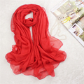 New Style Women Chiffon Viscose Beach Long Shawls Scarf Head Pashmina Spring Summer Wrap Hijab Large Size Muslim Soft Scarves