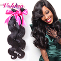 Brazilian Virgin Hair Body Wave V SHOW Hair Products 3 Pcs Lot Brazilian Virgin Hair Unprocessed Brazilian  Human Hair Weaves