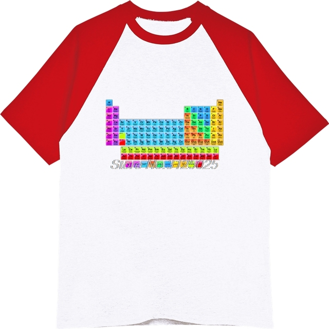 Funny periodic table of chemical elements print t shirt casual mens funny periodic table of chemical elements print t shirt casual mens cotton t shirt summer urtaz Image collections