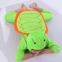 Children Kids Baby Girl Boy Cartoon Animal Coat Clothes Pajama Tortoise Turtle Costume Performance Suit Childrens Day Costumes