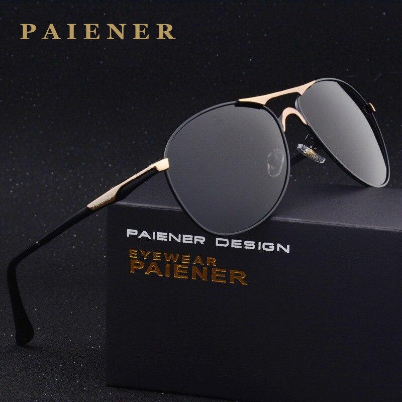 Marque Polarisées lunettes de Soleil Hommes femmes Sport Lunettes de Soleil  Lunettes de Conduite Miroir Lunettes Lunettes Mâle Accessoires 7a46318da7c7