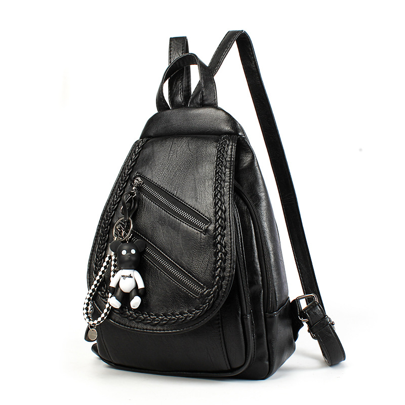 2018-New-fashion-women-faux-leather-backpacks-for-for-teenage-girls -high-school-and-college-bag.jpg fed42fc98c