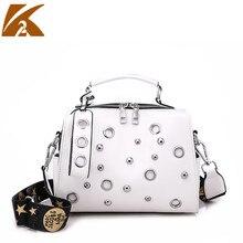 KVKY Fashion Crossbody Bags for Women Leather Handbags Wide Strap Messenger Bags Lady Party Purse Shoulder Bag Cross Body Bags недорого