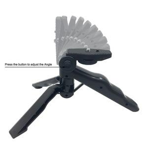 Image 4 - GAQOU мини Настольный Штатив для телефона складной портативный Gorillapod селфи палка для iPhone Gopro экшн цифровая камера Statief