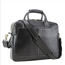 men's cow leather handbags 2017 new man business travel casual laptop file bags genuine leather male famous brand shoulder bags цены онлайн