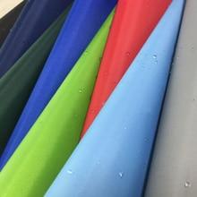 1 м* 1,75 м ширина 210D Открытый водонепроницаемый большой широкий тканевый тент зонтик ткань серебряное покрытие