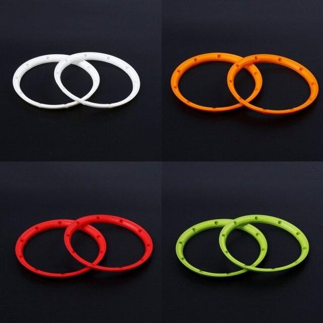 Naylon beadlock uygun tekerlek jant 1/5 HPI Baja 5b 5 t 5sc losi 5ive T Rovan King Motor rc araba parçaları