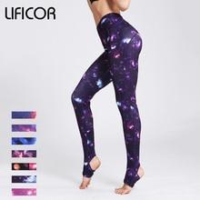 Leggings de Yoga pour femmes, pantalon de Sport Slim, pantalon athlétique Sexy, imprimé, taille élastique
