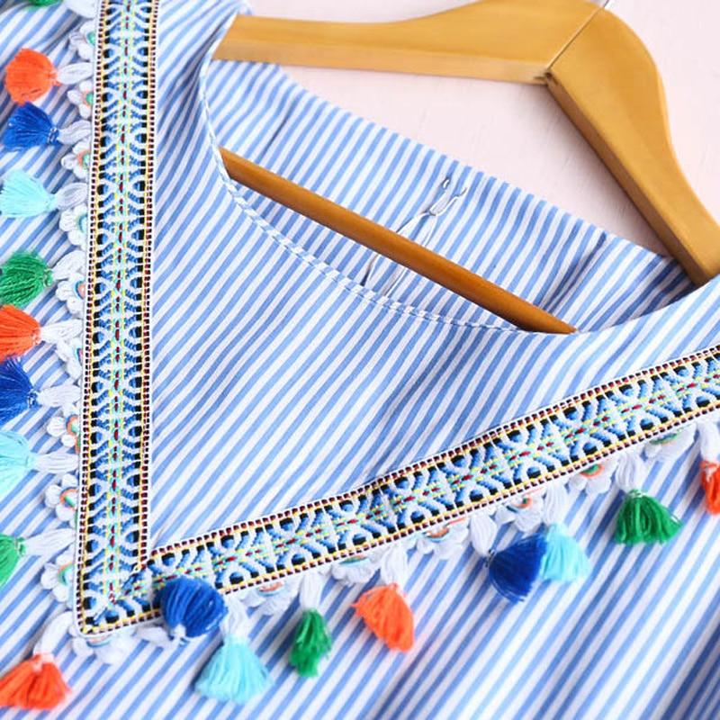 Hurave-girls-dress-girl-clothing-tassel-dress-for-girl-striped-robe-fille-ruffles-kids-clothing-beautiful-blue-vestidos-5