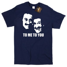 Chuckle Brothers Retro TV T-shirt - British Kids Comedy 80s 90s Classic NEW  Mans Unique Cotton Short free shipping