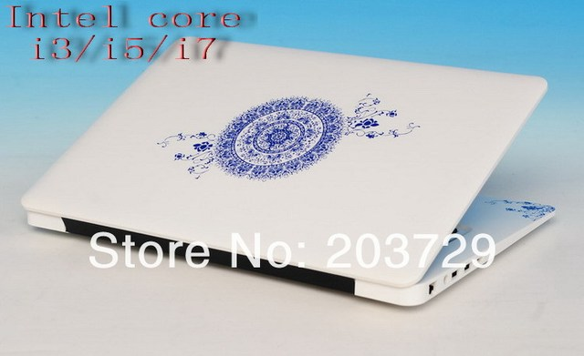 Free shipping Intel dual  Core I5  2.3 Ghz  Laptop computer with full aluminium case  3550mAh battery 4GB 500GB  notebook
