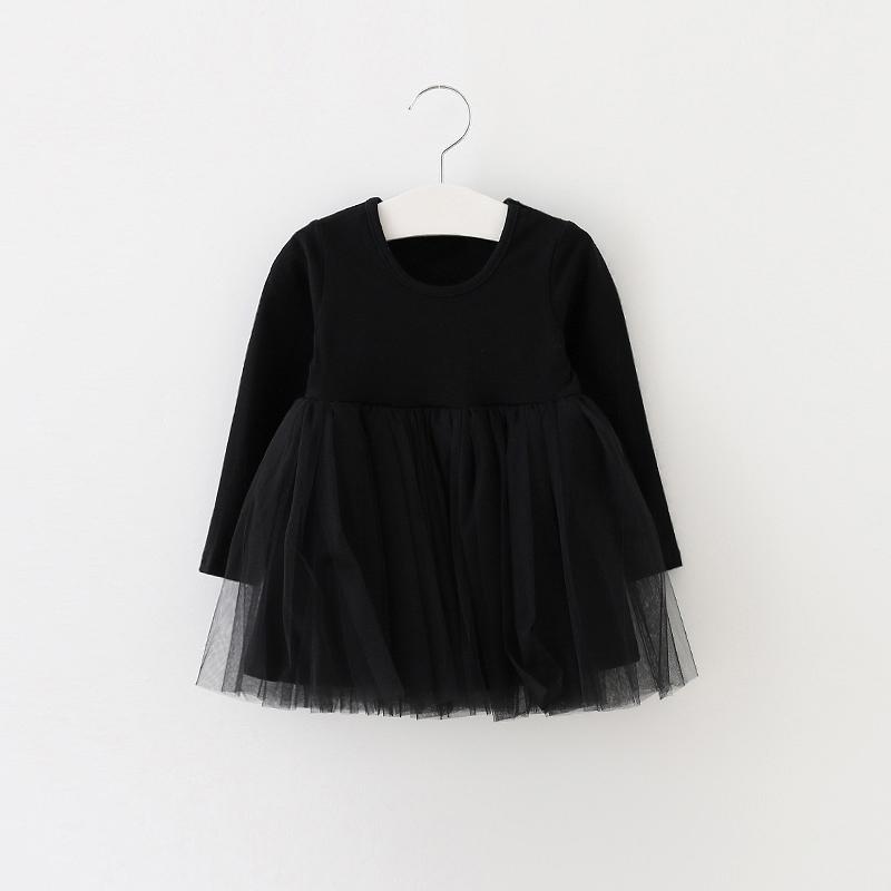 Baby girl summer dresses infant dress 2017 newborn baby