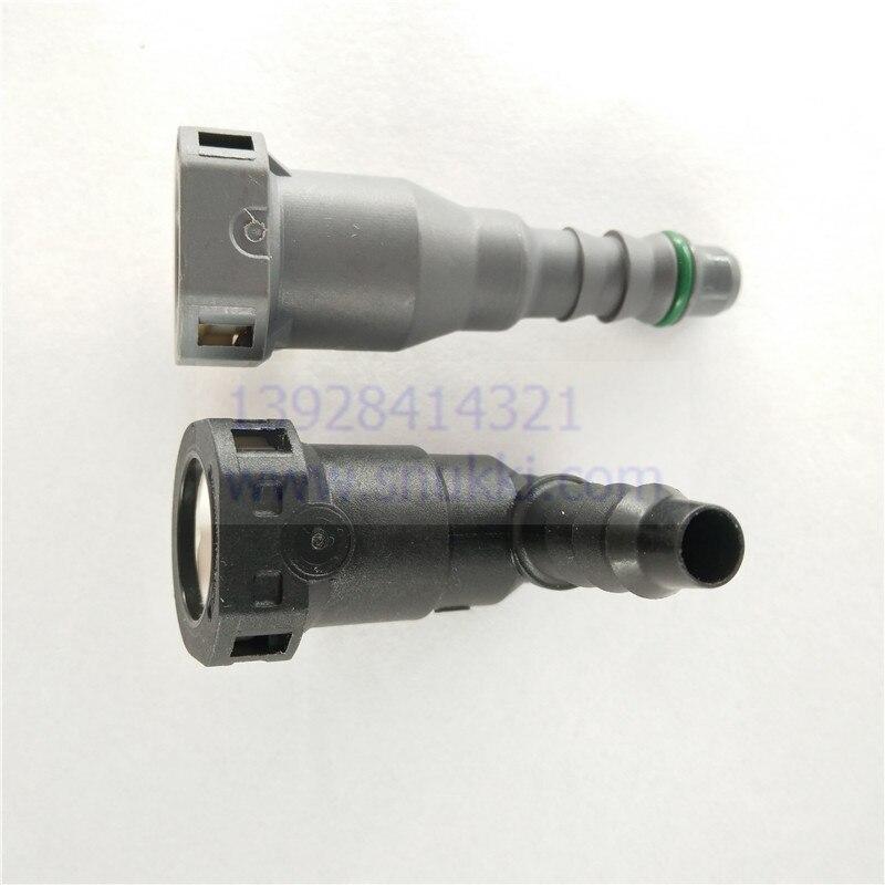 7.89mm ID6 SAE 5/16 Kütusetoru liitmik Kütusetoru kiirliides - Auto salongi tarvikud - Foto 4