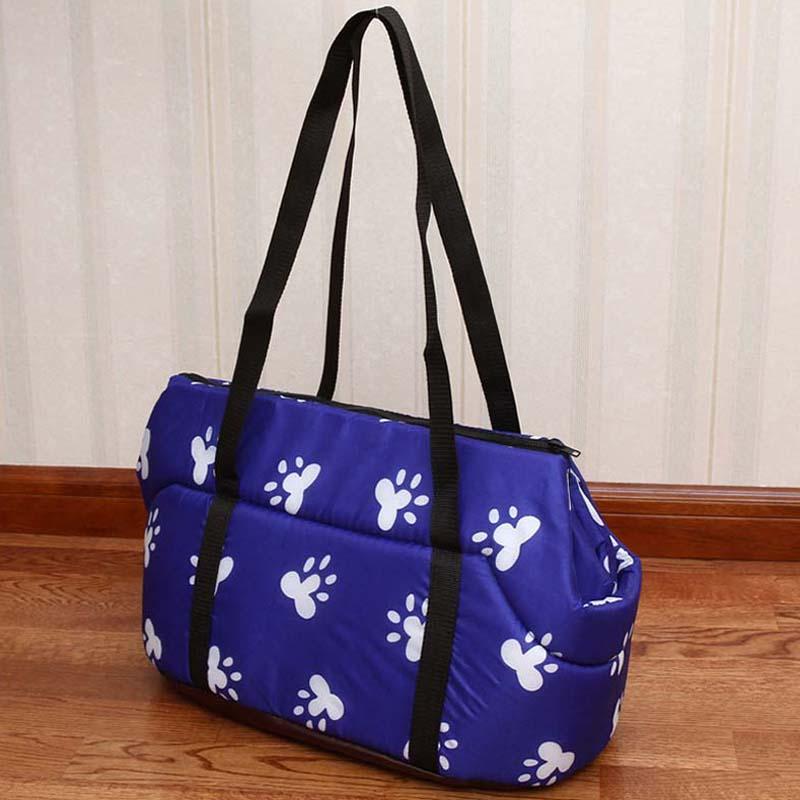 S L Pet Dog Cat Carrier Backpack Outdoor Travel Tote Bag