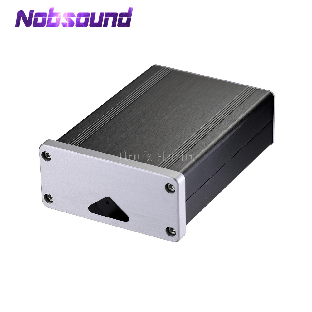 цена на Nobsound Mini MM Phono Turntable Preamp Class A HiFi Audio LP Record Player Pre-Amplifier With Power Supply