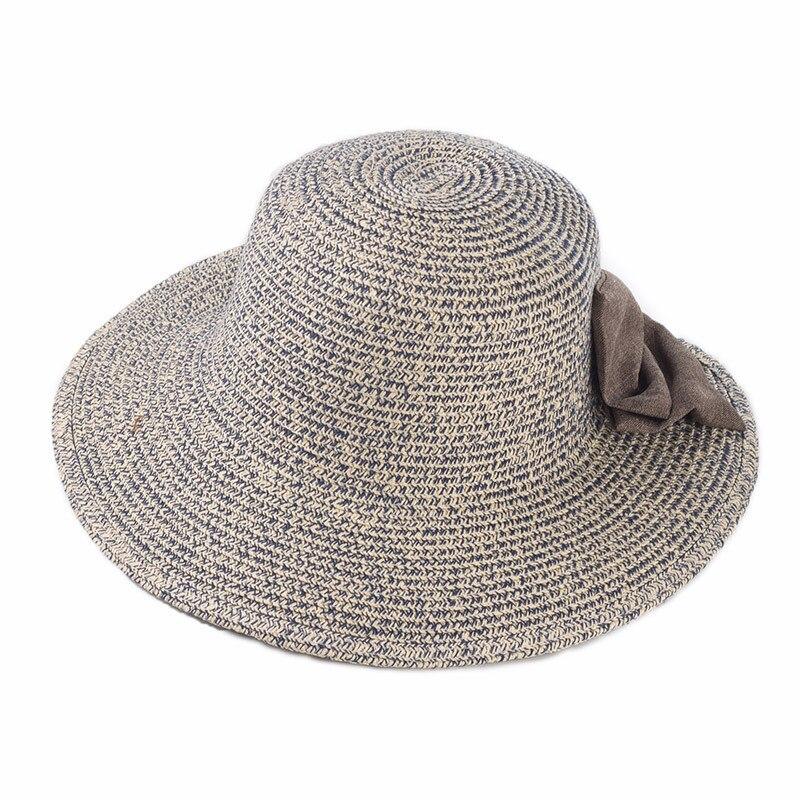 Chapeau de soleil tissé a la main