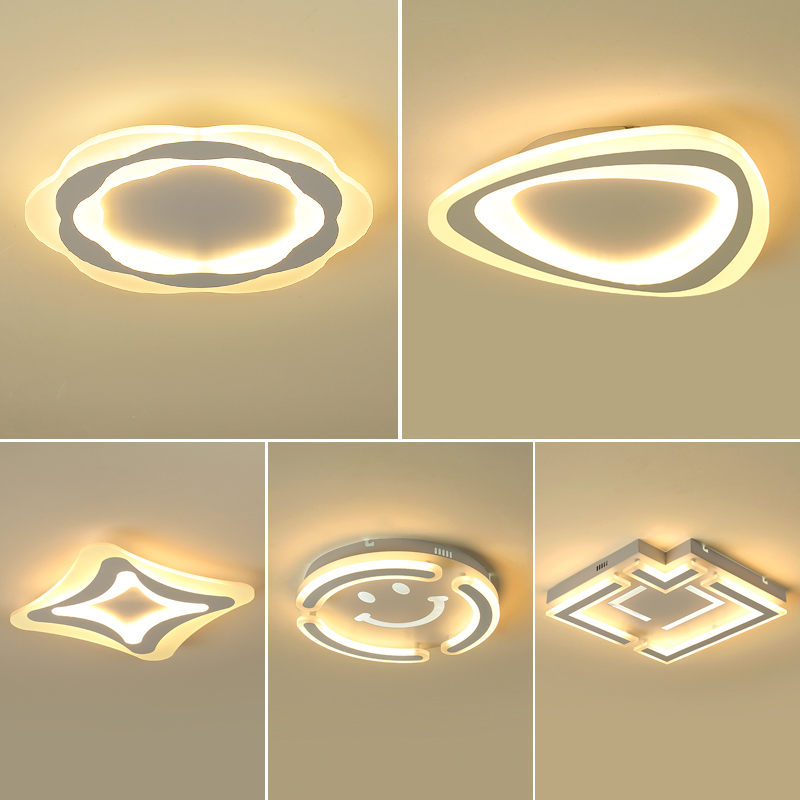 Simple LED Kids Room Lighting Dia40cm 20W Children Ceiling Lamp Baby Room Ceiling Light Home Deco For Boys Girls Bedroom Fixture 25 40 size usb charging basket led children shoes with light up kids casual boys