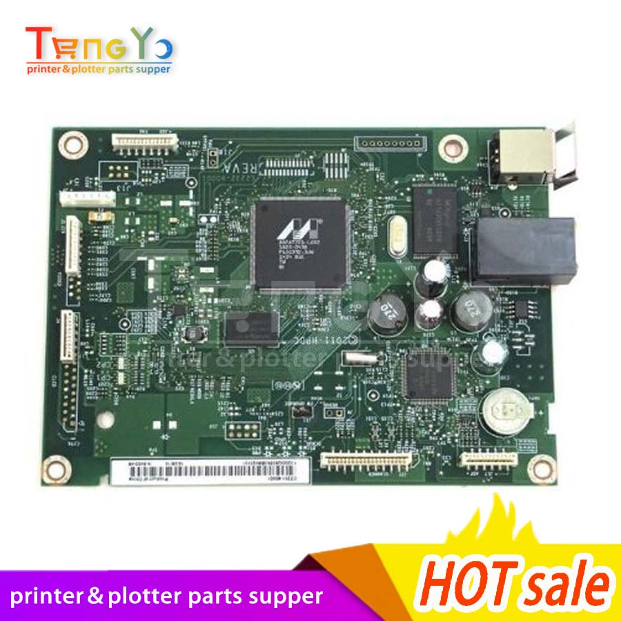 Free shippping 100% test Original CZ231-60001 formatter board for HP LaserJet M225 M226 M225DN M226DN Mainboard/ Formatter Board цена