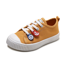 COZULMA Children Canvas Shoes for Girls Boys Sneakers Kids Soft Bottom Sport Baby Breathable Boy
