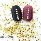 100pcs/bag 1.5mm Squ...