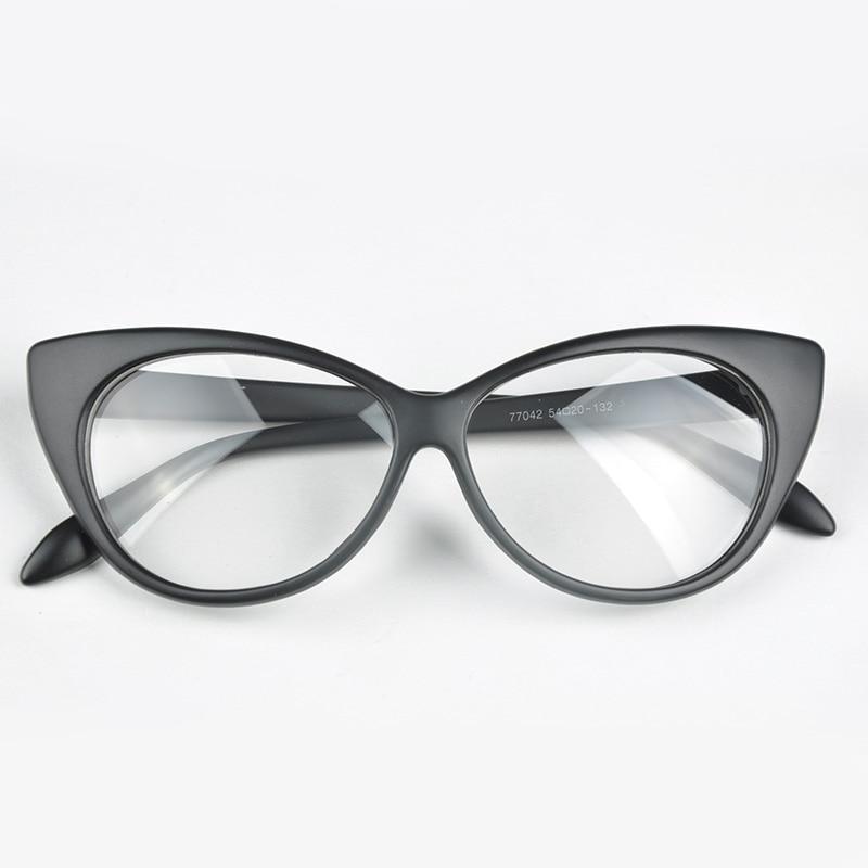 2019 Band New  Designer Women Cat Eye SunGlass Frame Vintage Retro Round Eyewear For Women Oculo De Sol 1pc wholesale