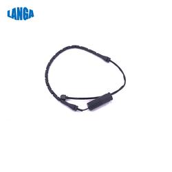 Darmowa wysyłka przedni czujnik zużycia klocków hamulcowych czujnik hamulca hamulec tarczowy pad czujnik dla bmw E38 OEM: 34351182064