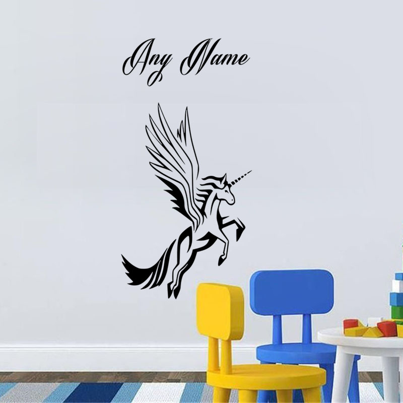 Removable Vinyl Wall Art Decals and Stickers