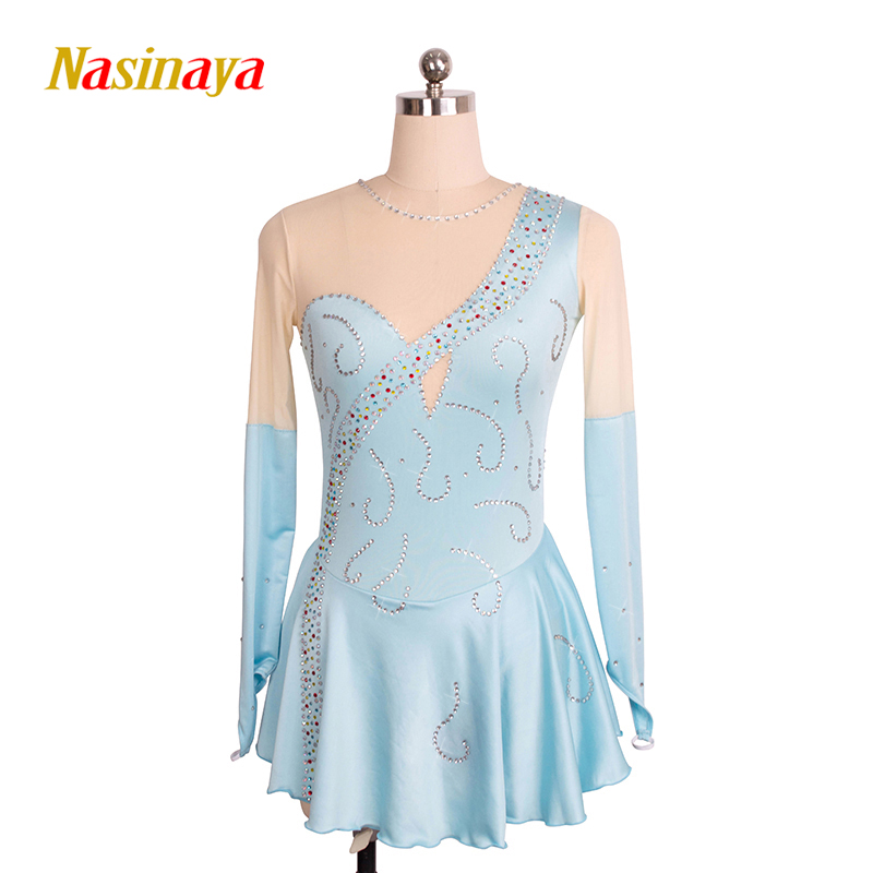Competition, Dress, Skirt, Child, Adult, Skating