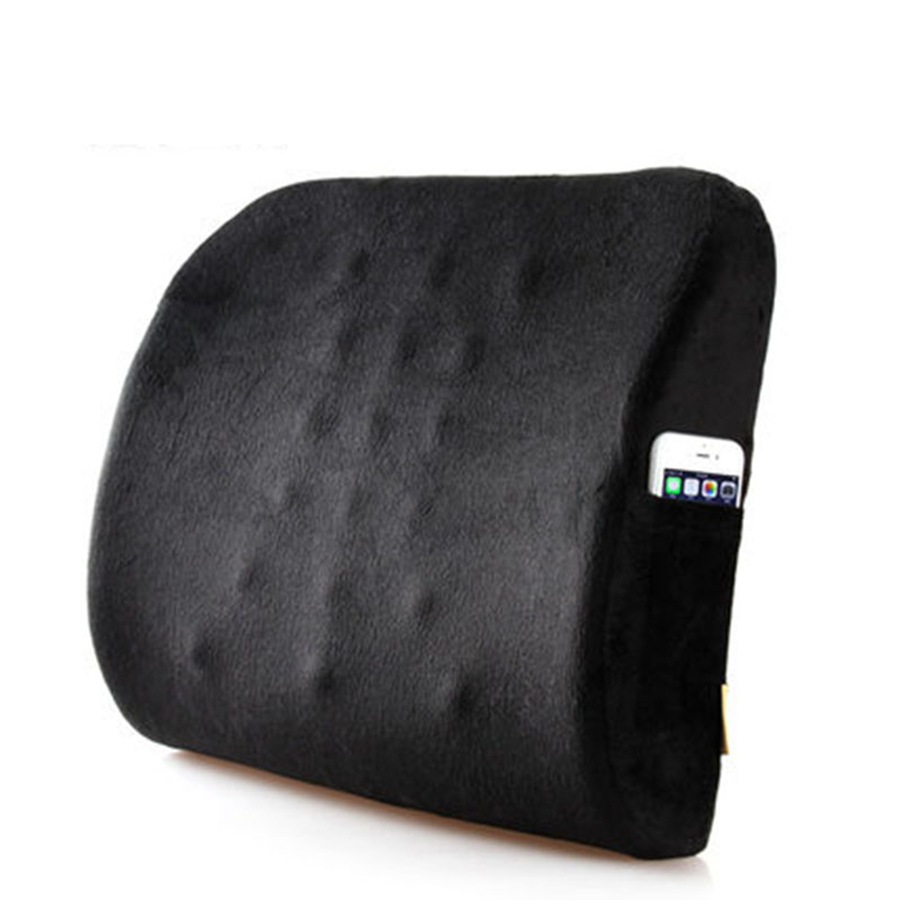 Car Waist Pillow Office Lumbar Cushion Seat Pads Throw Pillows Cojin Mat Office Chair Zitkussen Cushions For Loungers 60B0253