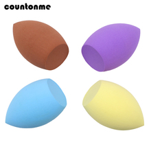 Foundation-Cream Beauty-Tools Makeup-Sponge Cosmetic-Puff Water-Droplets 2pcs Smooth-Mixing