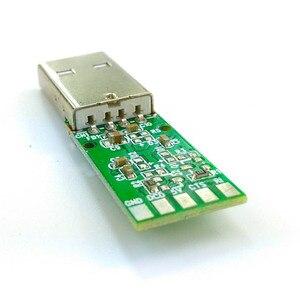 Image 4 - Adaptateur USB rs232 pl2303ra avec câble de Modem nul de retournement croisé db9f prolifique NMC pour STB Smart TV hôtel IPTV