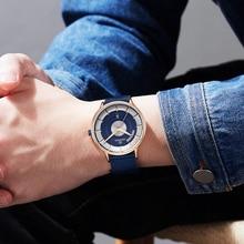 Men Watch Waterproof Wrist Watches Mens Stainless Steel