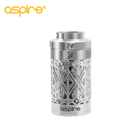 E Cigarettes Accessory Aspire Triton Hollowed Out Sleeve Vape Tube 3 5ML Triton Replacement Tank Stainless