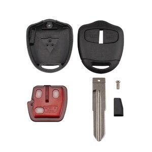Image 4 - BHKEY llave remota de 2/3 botones para Mitsubishi, Chip transpondedor ID46 de 433Mhz para Mitsubishi L200, Shogun, Pajero, Tritón, Fob MIT11