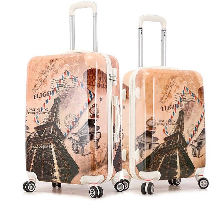 Online Get Cheap Designer Rolling Suitcase -Aliexpress.com ...