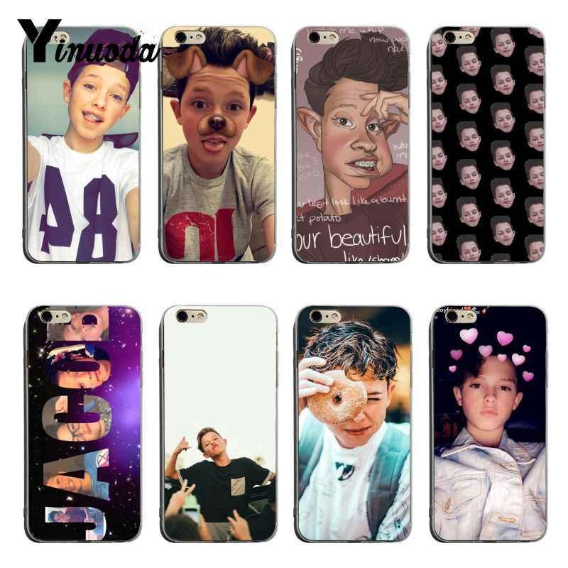Jacob sartorius collage Love iphone case