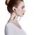 Sport Auriculares Inalámbricos Bluetooth En La Oreja 4.1 de Cancelación de Ruido Auriculares Estéreo de Alta Fidelidad Reproductor de Música Mp3 Tapones Metálicos