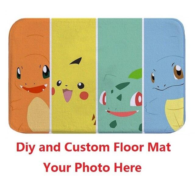 aliexpress.com : pokemon badematte individuell bedruckte carpet ... - Teppiche Für Die Küche