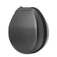 OOTDTY Portatile EVA Trasporto Hard Case Cover Bag per Cuffie Auricolari Headset Hot