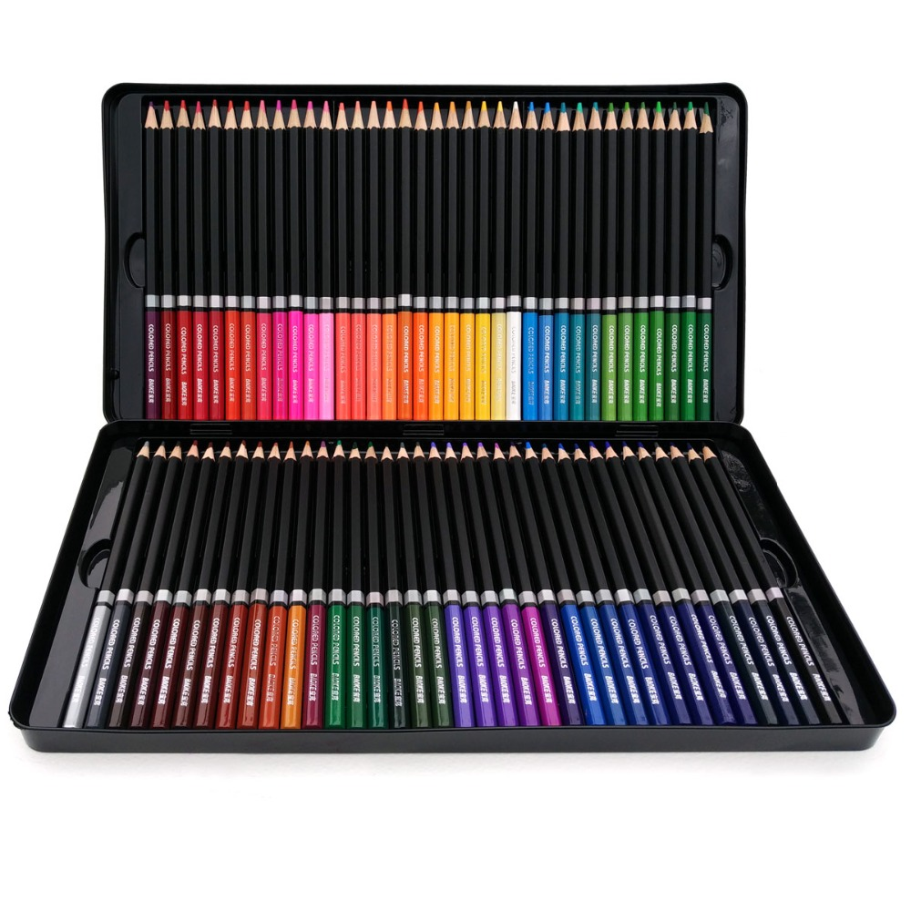 BAOKE Fine Art Colouring Pencils 1