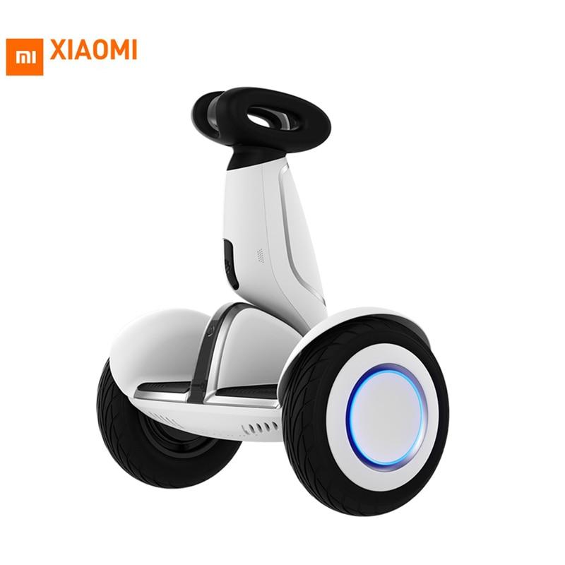 Оригинальный Xiaomi Mijia Мини плюс умный самобаланс скутер Ховерборд умный Ninebot Электрический 2 колеса Hover доска скейтборд