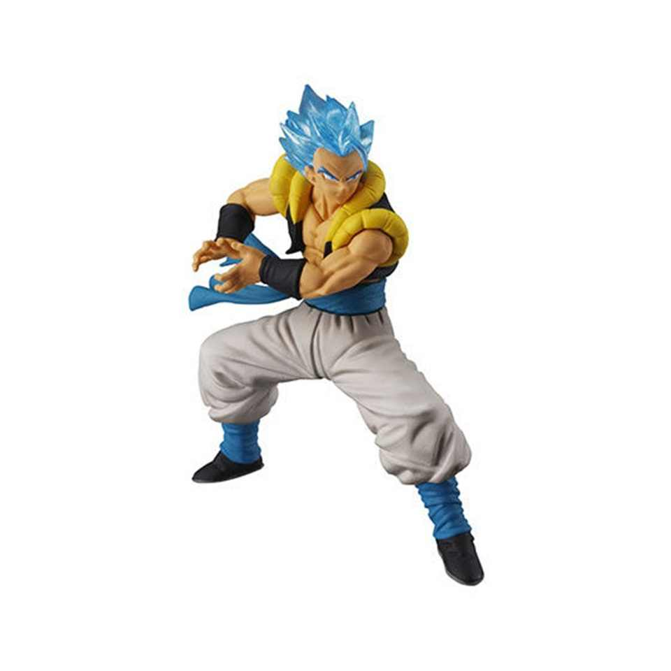 Tronzo Original Bandai Dragon Ball Vegeta Gogeta Super 09 HG Gashapon Broly Trunks PVC Action Figure Modelo Brinquedos DBZ Boneca presente