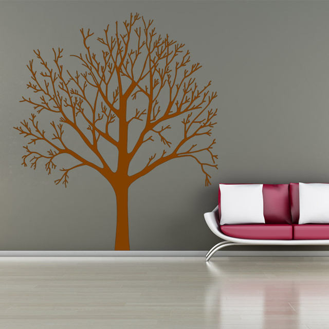 1pc Family Tree Vinyl Wall Stickers Photo Frame Tree Wall Decals For Kids  Room For Living