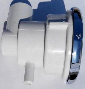 """Image 5 - 3.5 """"سبا حوض استحمام فوهة ، اتصال خرطوم 3/4"""" x 10 ملليمتر حمامات جيت ، يدخلون الحوض فوهة 5523A"""