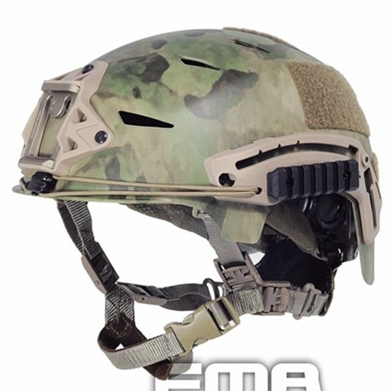 2017 FMA реального Cascos Пейнтбол Wargame Тактический шлем крышка Ткань Армия страйкбол Тактический Военная униформа для тактического перестрелка ...