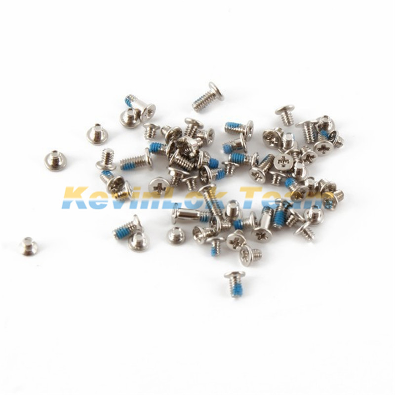 5set/lot Replacement Spare Parts Full Set Pentagon Bottom Dock Connector Screws For IPhone 6 5 Point Star Screw