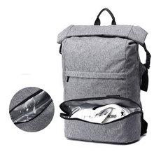 c76200669622 2019 Men Women Multifunction Waterproof Outdoor Sport Bags Large Capacity Gym  Backpack with Shoe Pocket Durable